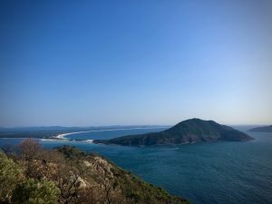 View from Tomaree Summit Head